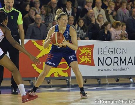 Samantha Whitcomb - Basket Lattes Montpellier Agglomération - Basket Féminin - Femmes de Sport