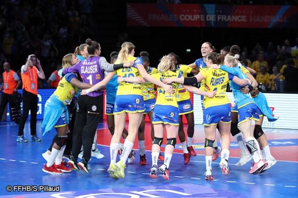 Metz Handball - LFH - Handball Féminin - Sport Féminin - Femmes de Sport