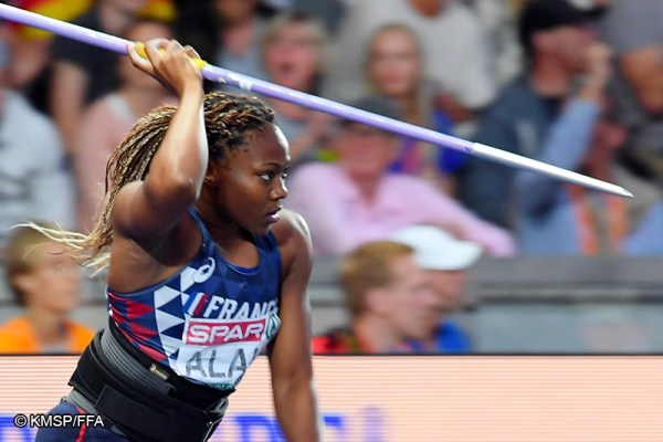 Athlétisme Féminin - Alexie Alais - Sport Féminin - Femmes de Sport
