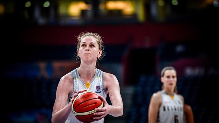 Basket - Belgique féminine - Emma Meesseman