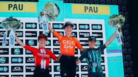 Marianne Vos remporte la Course by Le Tour 2019 - Cyclisme féminin - Sport Féminin - Femmes de Sport