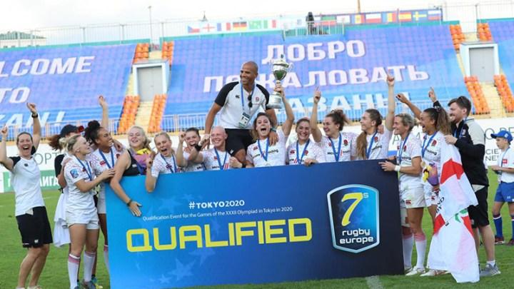 Rugby à 7 - Angleterre victoire TQO 2019 - Rugby féminin - Sport Féminin - Femmes de Sport