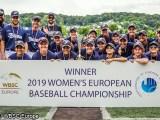 Baseball - France Féminine Championne d'Europe 2019 - Baseball féminin - Femmes de Sport