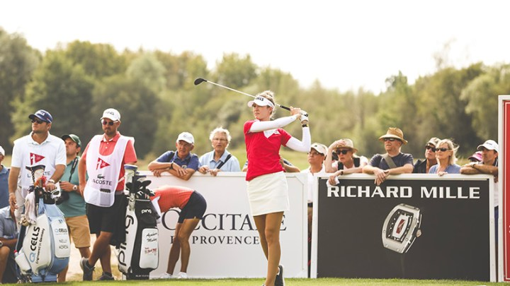 Lacoste Ladies Open de France 2019 - Nelly Korda - Golf Féminin - Femmes de Sport