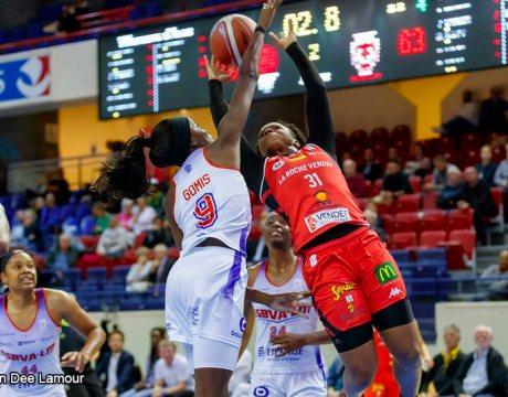 Basket féminin - La Roche Vendée - Océane Monpierre - Sport Féminin - Femmes de Sport