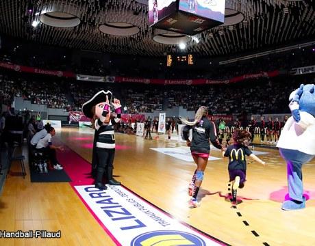 Marta Mangué - Brest Bretagne Handball - Handball Féminin - Sport Féminin - Femmes de Sport
