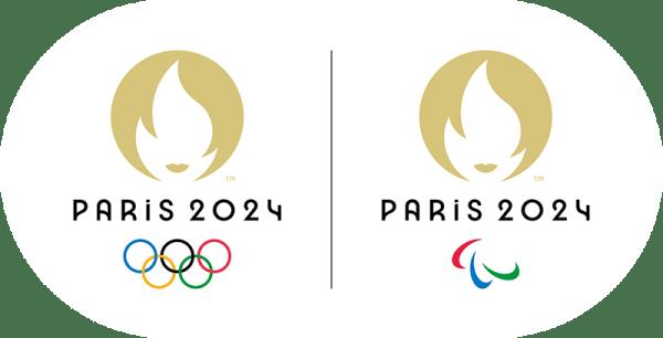 Logo Jeux Olympiques et Paralympiques Paris 2024 - Femmes de Sport