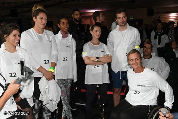 Runners Paris 2024 - Jeux Olympiques - Jeux Paralympiques - Femmes de Sport