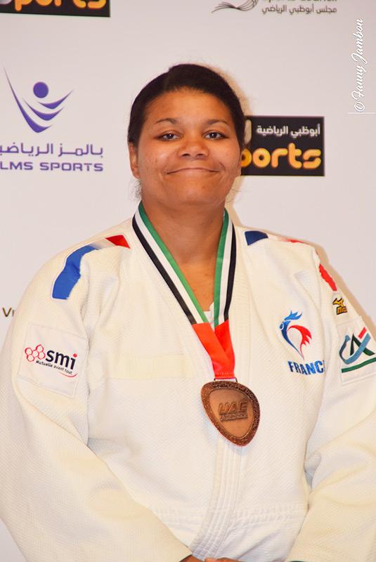 Eva Bisseni - Championne du Monde de Jujitsu 2019 - Jujitsu Féminin - Sport Féminin - Femmes de Sport