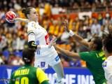 Camille Ayglon-Saurina - Equipe de France féminine de handball - Handball féminin - Sport Féminin - Femmes de Sport