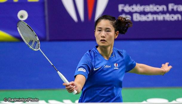 Xue Fei - Badminton féminin - Sport Féminin - Femmes de Sport