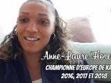 La Selfinterview - Anne-Laure Florentin - Karaté féminin - Sport Féminin - Femmes de Sport