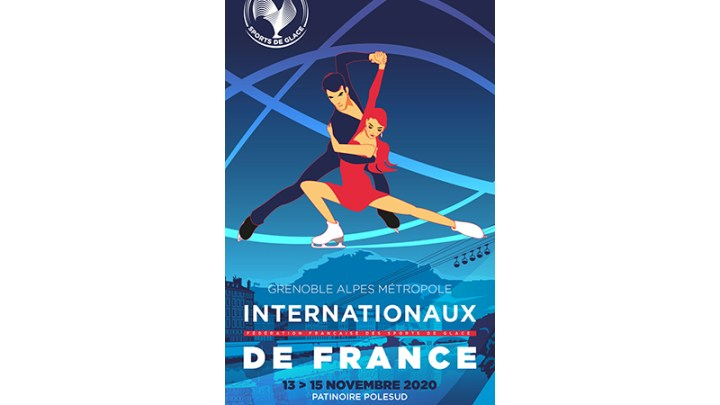 Internationaux de France de Patinage 2020