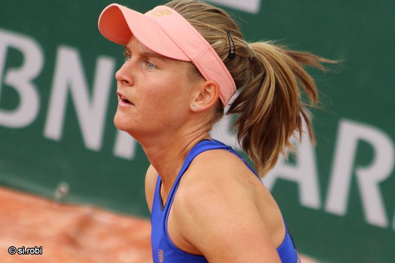 Fiona Ferro - Tennis Féminin - Sport Féminin - Femmes de Sport