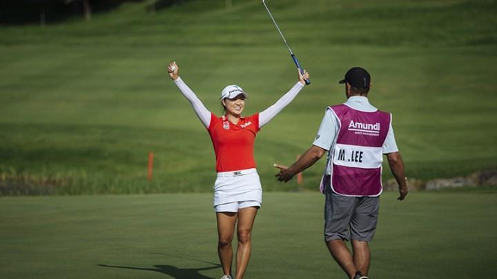 Minjee Lee - Amundi Evian Championship - Golf féminin - Sport féminin - Femmes de Sport