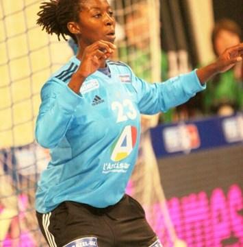 Handball - Equipe de France féminine de handball - Armelle Attingré