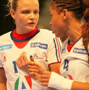 Handball - Equipe de France féminine de handball - Alice Lévèque