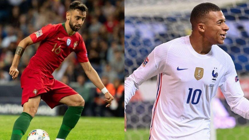 Ligue des Nations - Portugal Vs France en direct : À ...