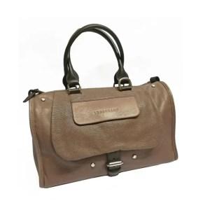 Longchamp – Borsa Pelle Balzane Root Malva