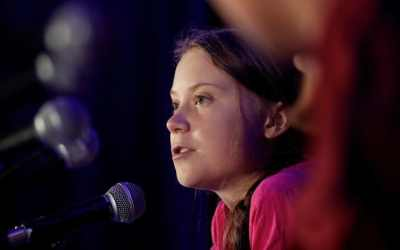 Greta Thunberg triggering such astonishing criticism!