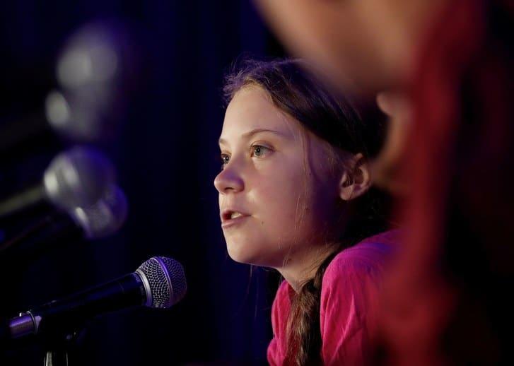 Greta Thunberg triggering such astonishing criticism!