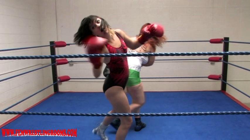 RopeADope  Fem Wrestling Rooms