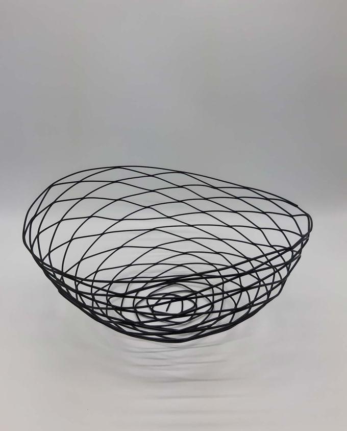 """Μπωλ μεταλλικό """"Nest"""" 41 x 37 cm"""