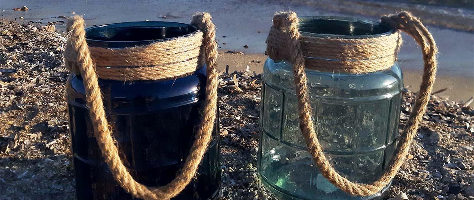 lanterns-glass-blue-rope