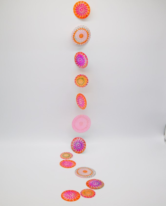 Garland Mother Of Pearl Multicolor IΙ