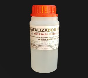 catalizador-silicona