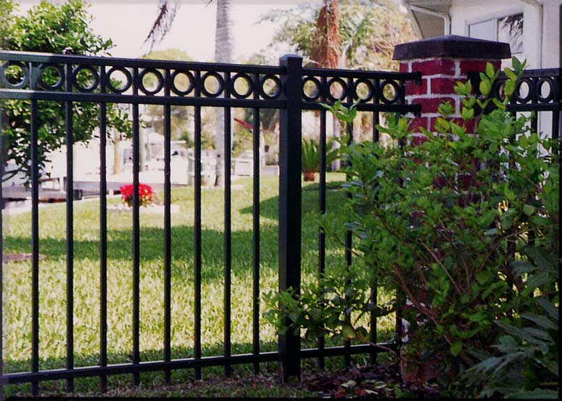 Image Result For Wrought Iron Fence Panels