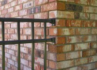 Wood Fence Brackets - Lovequilts
