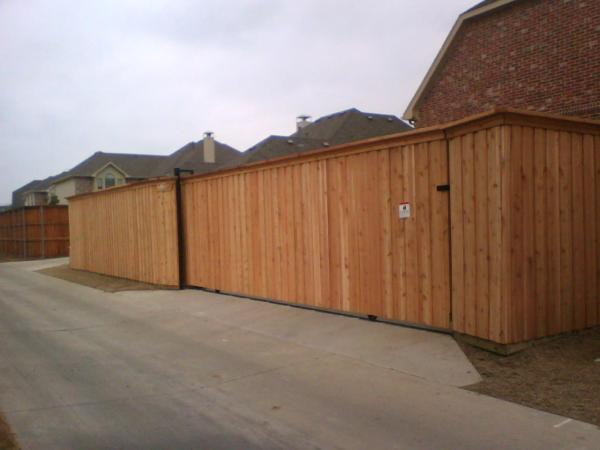 8 Foot Fence Gate