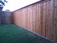 48 Board-on-Board Fence Arched Trim | Fences & Decks by T ...