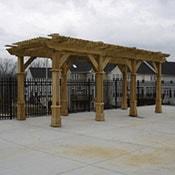 Commercial Custom Wood