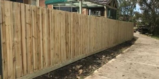 fencing melbourne cost