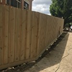 Timber Fence Pascoe Vale