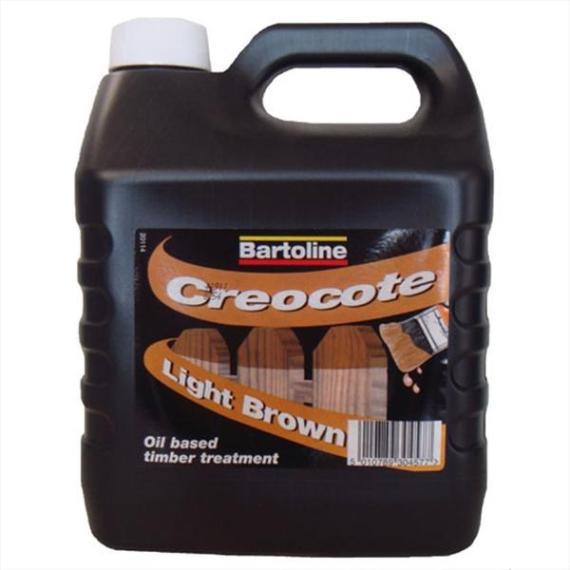 Bartoline Creocote Light - 4lt