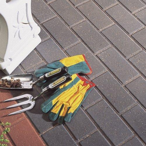 Plaspave 50 Block Paving - Charcoal