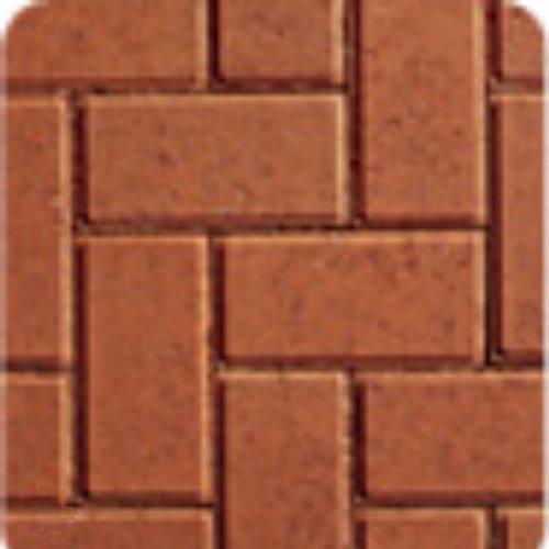 Plaspave 50 Block Paving - Red