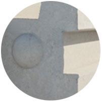 Concrete Corner Posts