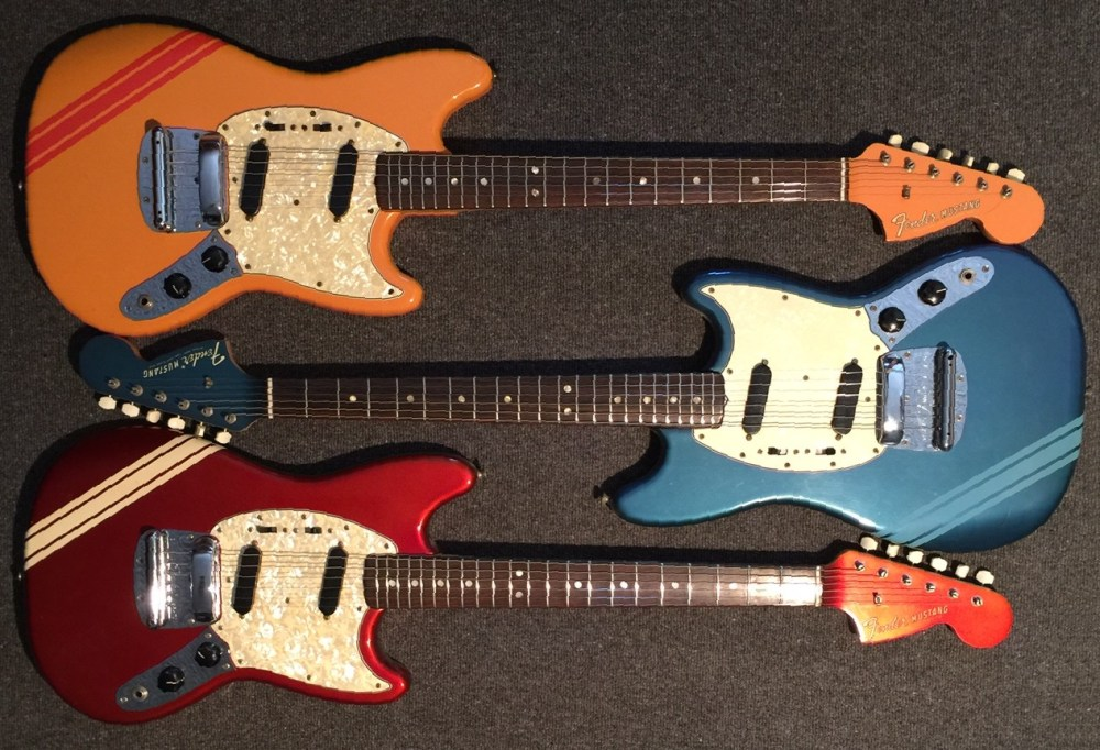medium resolution of the 1969 fender mustang competition mustang