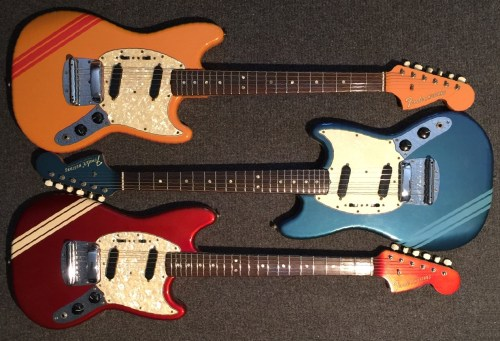 small resolution of the 1969 fender mustang competition mustang