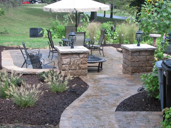 Lighting Fendler Landscaping