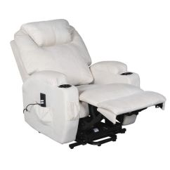 Massage Chair With Heat Baby Bath India And Electric Recliner Chairs Fenetic