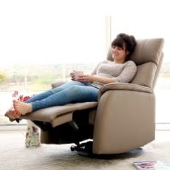 Swivel Reclining Chairs For Living Room Chair Recliner Fenetic Wellbeing Positano Electric
