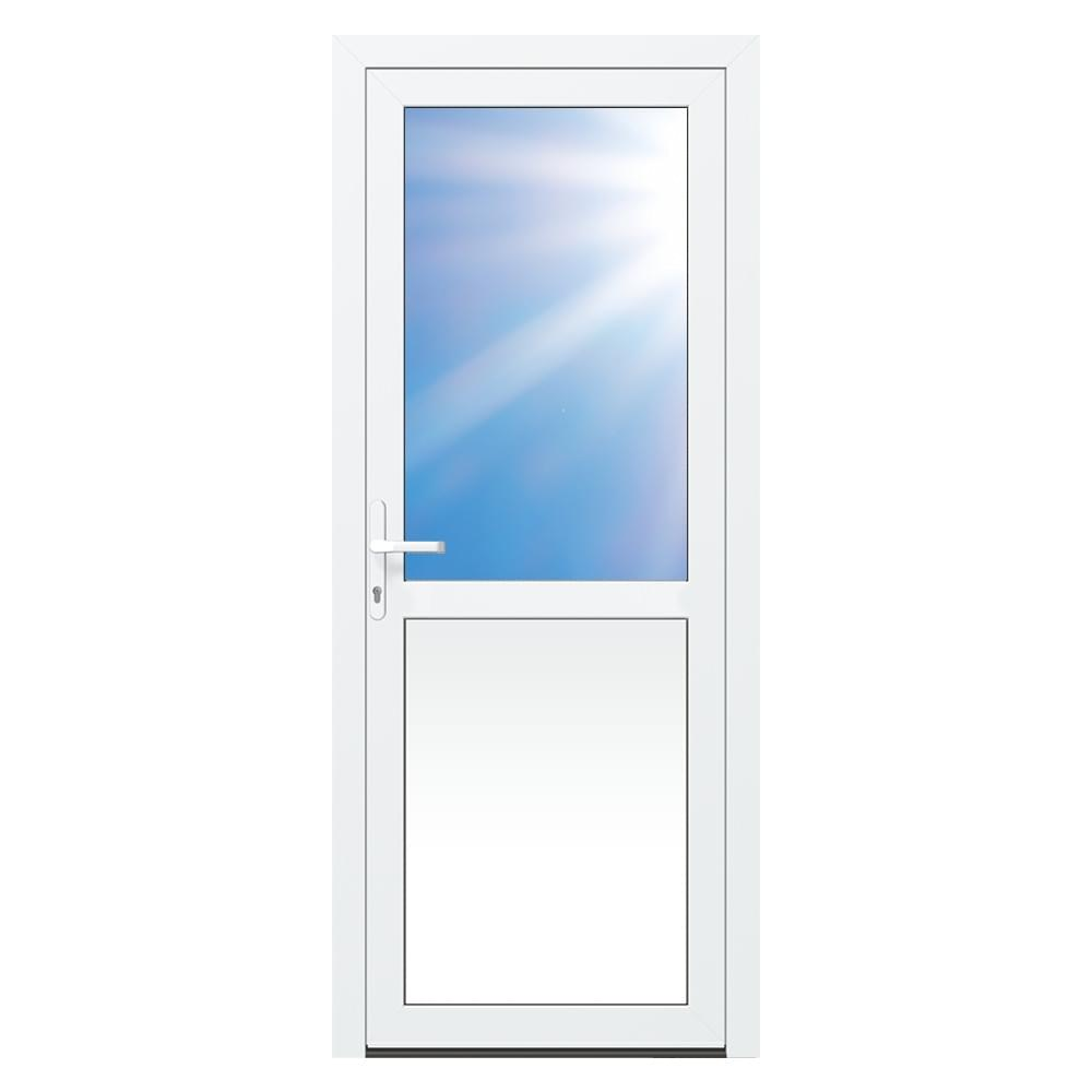 porte de service 200x90cm configurable