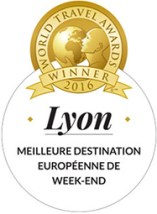 Lyon world travel award 2016