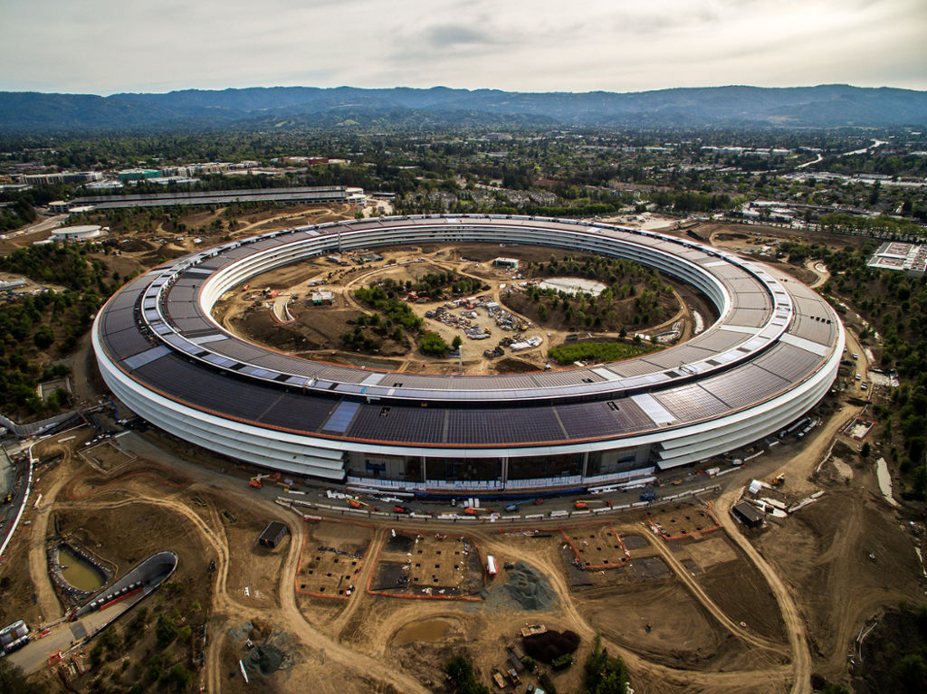 Feng Shui Apple Campus: the new Forbidden City?