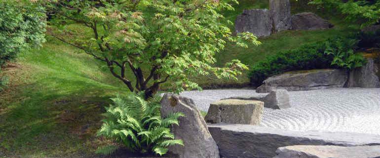 Was ist ein Feng Shui Garten Expertin informiert